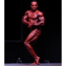 Men's Masters Body Building Over 40 Event Sign up