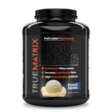 ISO-CLEAR Hydrolyzed Isolate Protein, 5LB