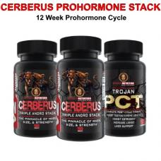 Cerberus EXTREME Prohormone Stack Cycle by, Spartan Nutrition