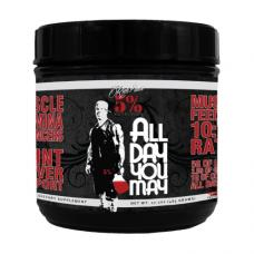 All Day You May, 5% Nutrition by, Rich Piana