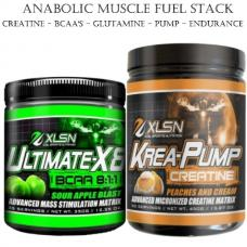 Anabolic Muscle Fuel Stack, by Xcel